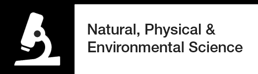 Natural, Physical & Environmental Sciences